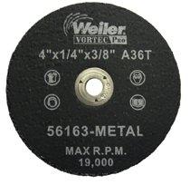 Weiler® Vortec Pro® Type 1 Portable Snagging Wheels