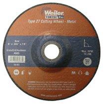 Weiler® Vortec Pro® Type 27 Cutting Wheels