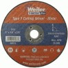 Weiler® Small Type 1 Cut-Off Wheels