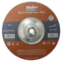 Weiler® Vortec Pro® Type 27 Grinding Wheels