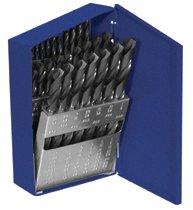 Irwin® Heavy-Duty Black Oxide Coated High Speed Steel Drill Bit Sets