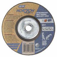 Norton NorZon Plus Depressed Center Wheels
