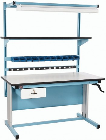 Complete Ergonomic Workbench