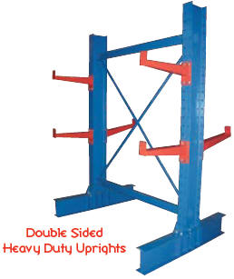 Heavy-Duty Cantilever Racks