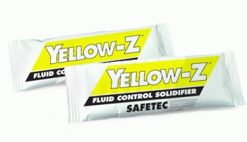 Yellow Z™ Spill Control Solidifier