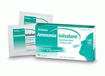Safetec® Ammonia Inhalant™