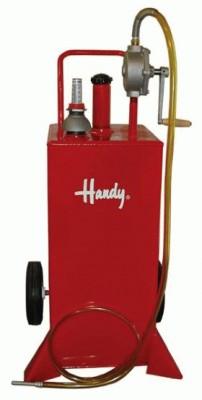 Hgc 30 Johndow Industries 30 Gallon Steel Gas Caddy At