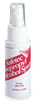 Safetec® Isopropyl Alcohol Spray