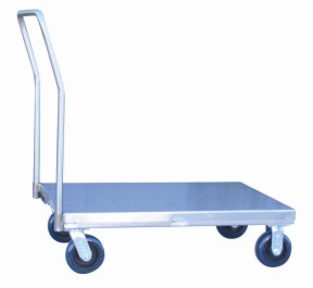 Model YL - Platform Truck with Removable Handle