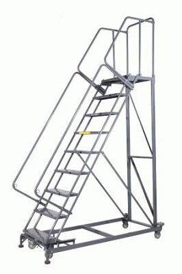 Rolling Safety Ladder - Monster Line