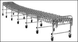 Nestaflex® 226 Gravity Skate Wheel Conveyor