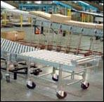 Nestaflex® 376 FL/AL Gravity Skate Wheel Conveyor