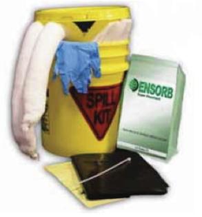 Econo Saftey Pail Spill Kit™ - Universal