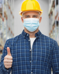 K-N95 AND DISPOSABLE RESPIRATORS